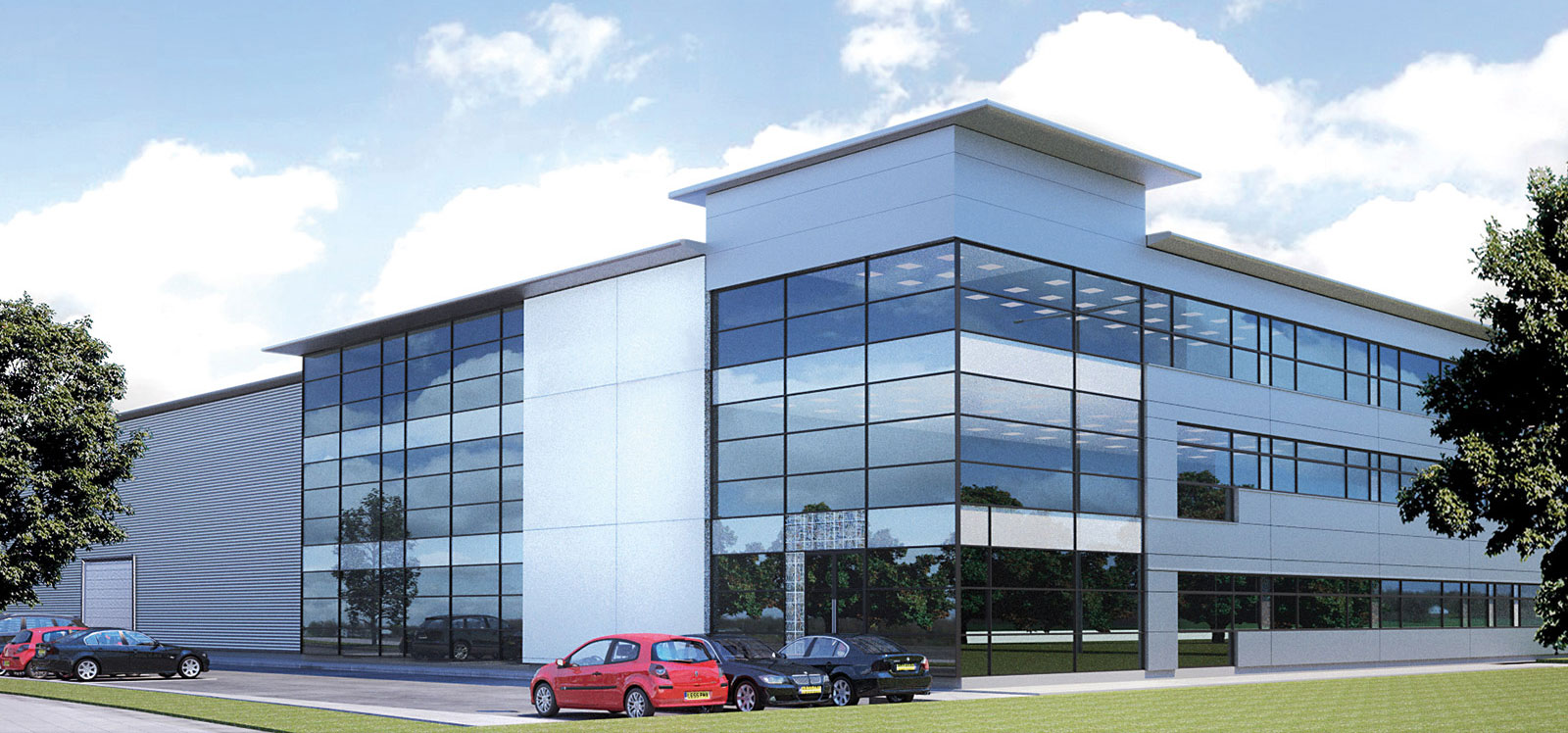 EXCELLENT OPPORTUNITY - outline consent for B1, B2 & B8 industrial/distribution uses set within 4 acres.